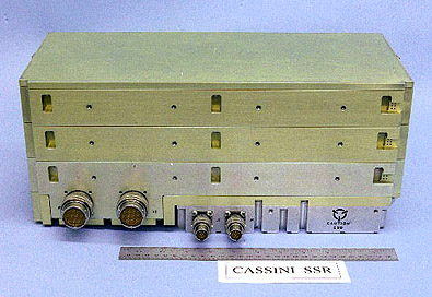 Cassini Sold State Record (Massenspeicher)