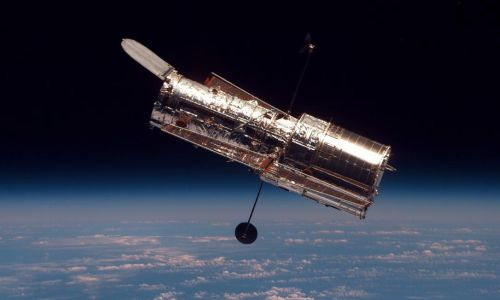 Hubble space Teleskope